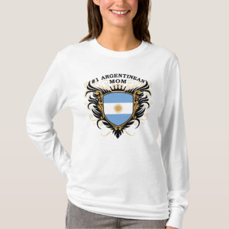Number One Argentinean Mom T-Shirt