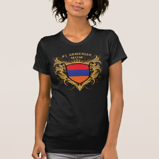 Number One Armenian Mom T-Shirt
