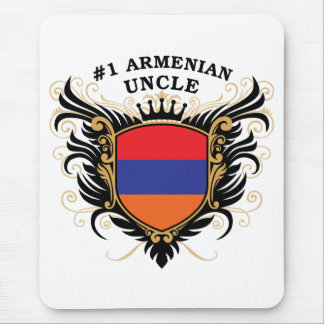 Number One Armenian Uncle Mouse Pad