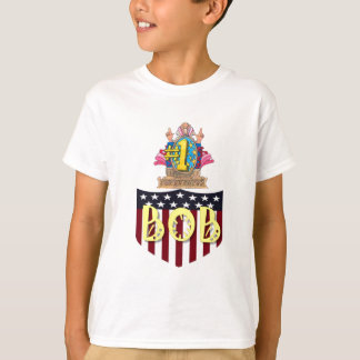 Number One Bob T-Shirt