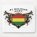 Number One Bolivian Aunt Mousepad