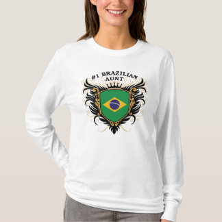 Number One Brazilian Aunt T-Shirt