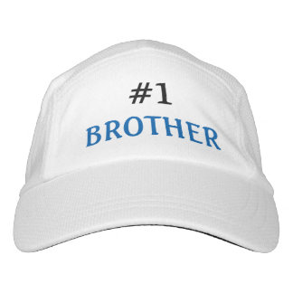 Number One Brother Headsweats Hat