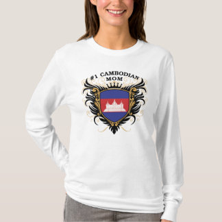 Number One Cambodian Mom T-Shirt