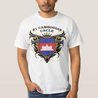 Number One Cambodian Uncle T-Shirt