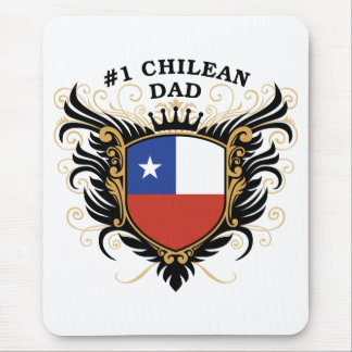 Number One Chilean Dad Mouse Pad