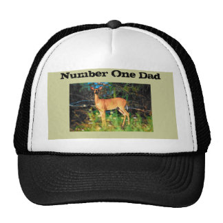 Number One Dad (Deer) Hat