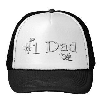 Number One Dad Hat for Father's Day