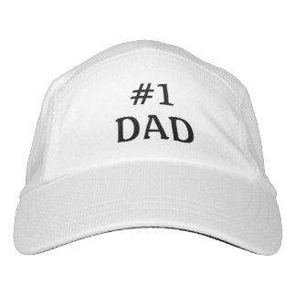 Number One Dad Headsweats Hat