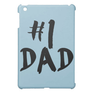 Number One Dad iPad Mini Cover