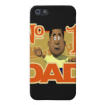 Number One Dad iPhone 5 Cases
