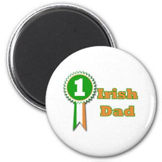 Number One Dad Magnet