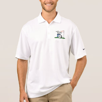 Number one Dad/Mom/Son... Personalized Golf Polo Shirt