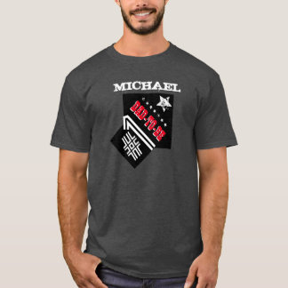 Number One DAD TO BE with Grunge Stars A26 T-Shirt