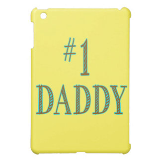 Number One Daddy Cover For The iPad Mini