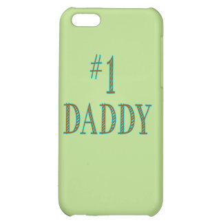 Number One Daddy Case For iPhone 5C
