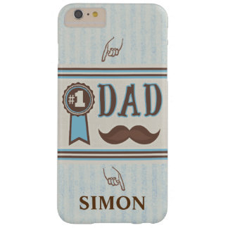 Number One Dad's Father's Day iPhone 6 Plus Case