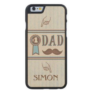Number One Dad's Father's Day iPhone Case