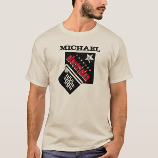 Number One ELECTRICIAN with Grunge Stars A05 T-Shirt