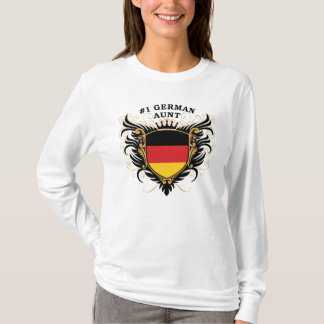 Number One German Aunt T-Shirt