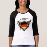 Number One German Mom Shirts