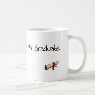 Number One Graduate Mug