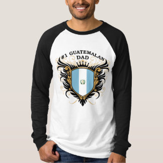 Number One Guatemalan Dad T-shirts