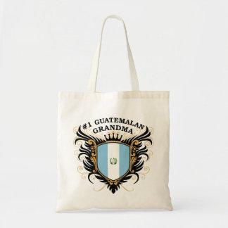 Number One Guatemalan Grandma Tote Bags