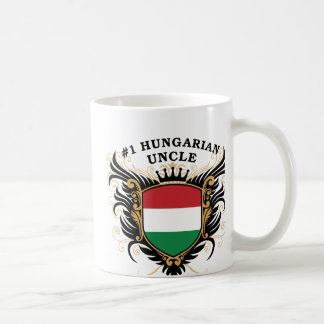 Number One Hungarian Uncle Coffee Mug