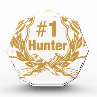 Number One Hunter - #1 Award