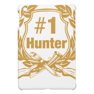 Number One Hunter - #1 Cover For The iPad Mini