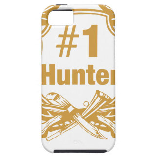 Number One Hunter - #1 iPhone SE/5/5s Case