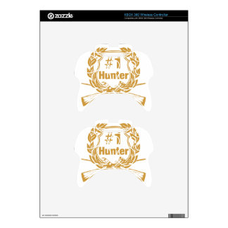 Number One Hunter - #1 Xbox 360 Controller Skins