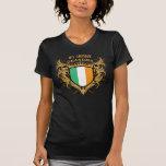 Number One Irish Grandma T Shirt