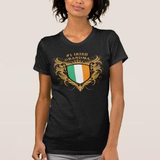 Number One Irish Grandma T-Shirt