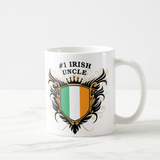 Number One Irish Uncle Coffee Mug