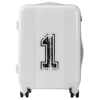 number one luggage