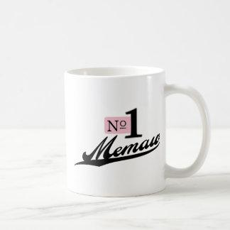 Number One Memaw Coffee Mug