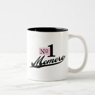 Number One Memere Mug