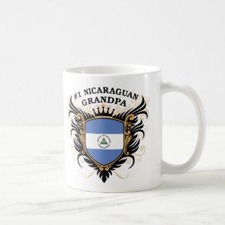 Number One Nicaraguan Grandpa Coffee Mug