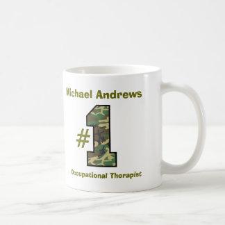 Number One Occupational Therapist V56 Coffee Mug