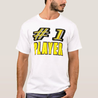 Number One Player T-Shirt