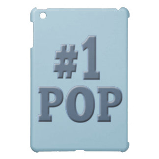 Number One Pop Fathers Day Cover For The iPad Mini