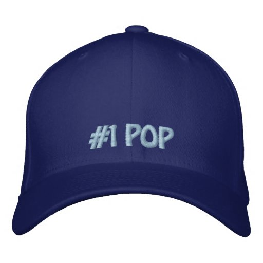 Number One Pop Hat