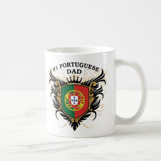 Number One Portuguese Dad Coffee Mugs