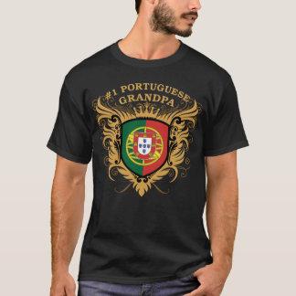 Number One Portuguese Grandpa T-Shirt