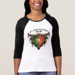 Number One Portuguese Mom Shirt
