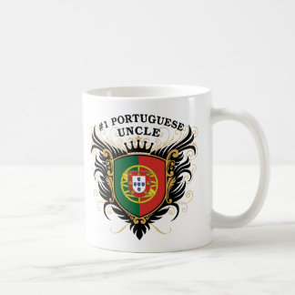 Number One Portuguese Uncle Coffee Mug