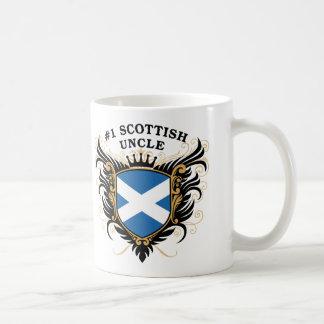 Number One Scottish Uncle Coffee Mug