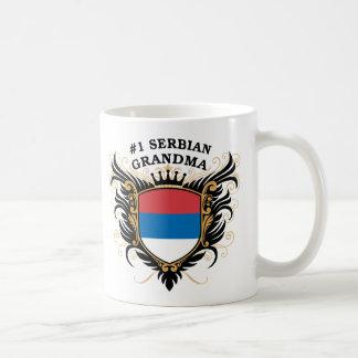 Number One Serbian Grandma Coffee Mug